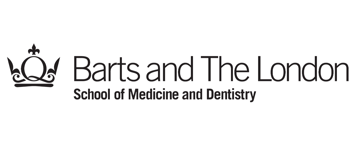 Barts and The London School of Medicine and Dentistry logo